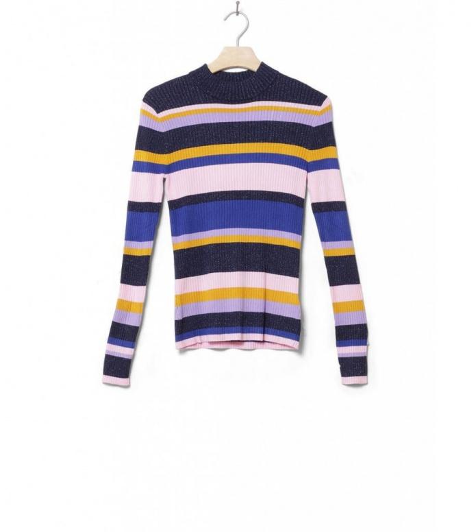 MbyM W Knit Pullover Rica pink multi stripe XS