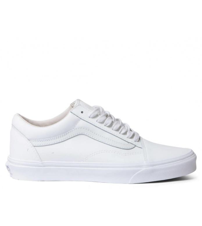 Vans Vans Shoes Old Skool white blanc de blanc