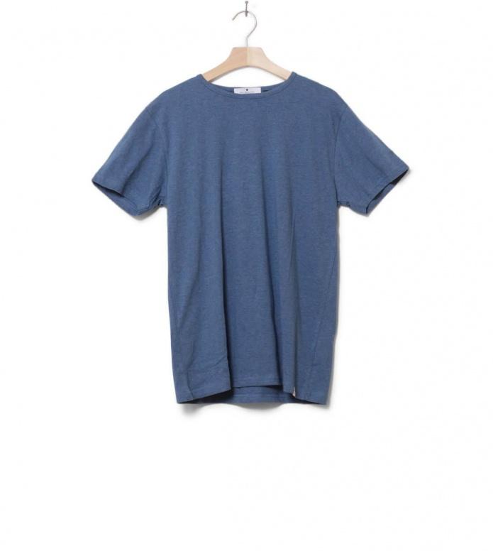 Revolution T-Shirt 1001 blue melange S