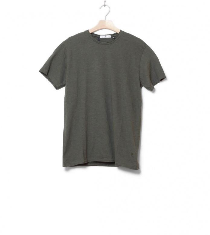 Revolution T-Shirt 1003 green army melange S
