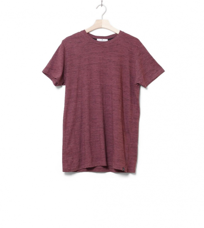 Revolution T-Shirt 1014 red bordeaux S