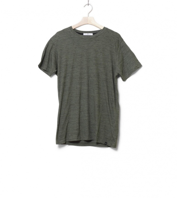 Revolution T-Shirt 1014 green light army