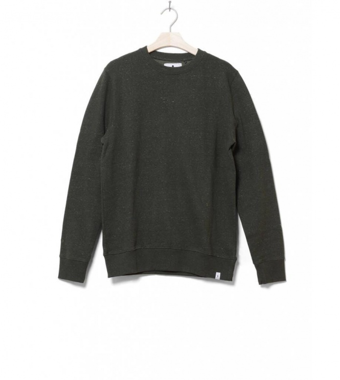 Revolution Sweater 2008 green army S