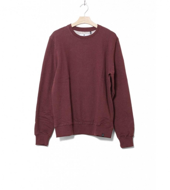 Revolution Sweater 2012 red bordeaux-melange S