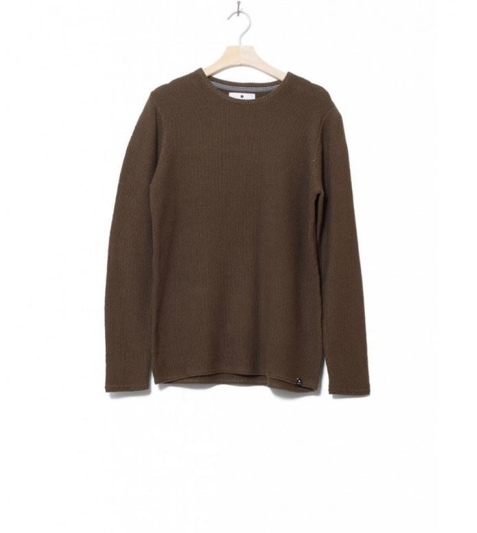 Revolution Knit Pullover 6007 green army S