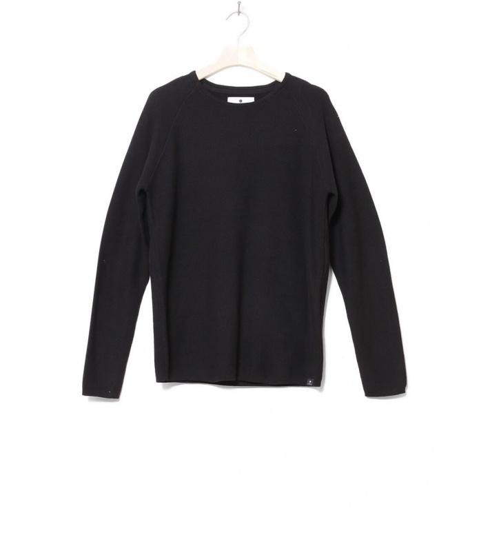 Revolution Knit Pullover 6008 black L