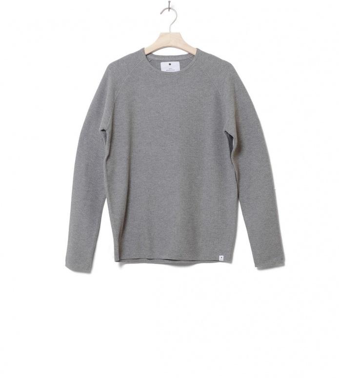Revolution Knit Pullover 6008 grey L