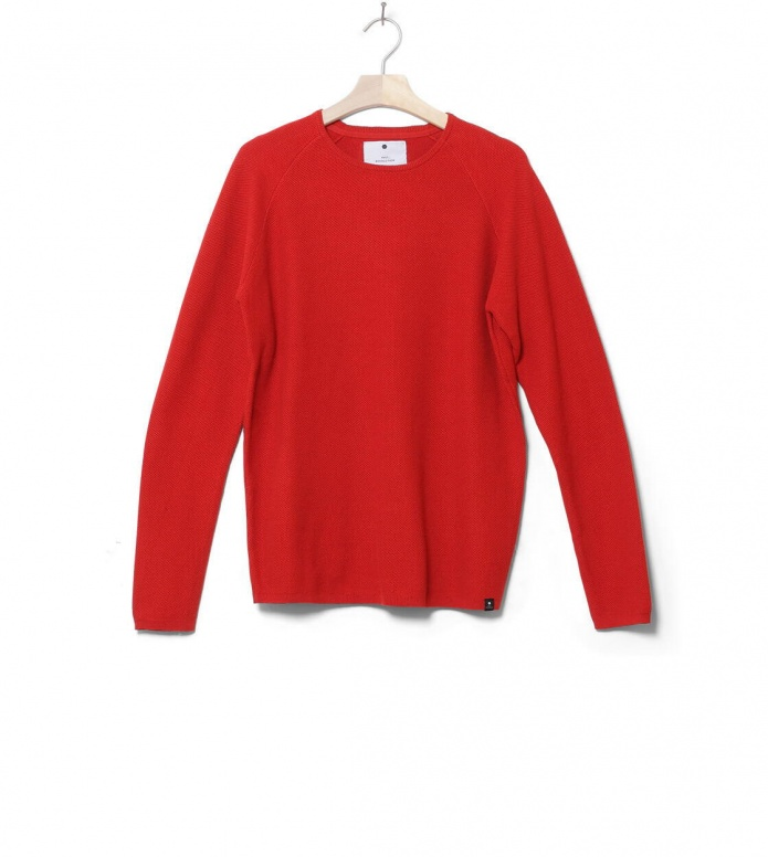 Revolution Knit Pullover 6008 red S