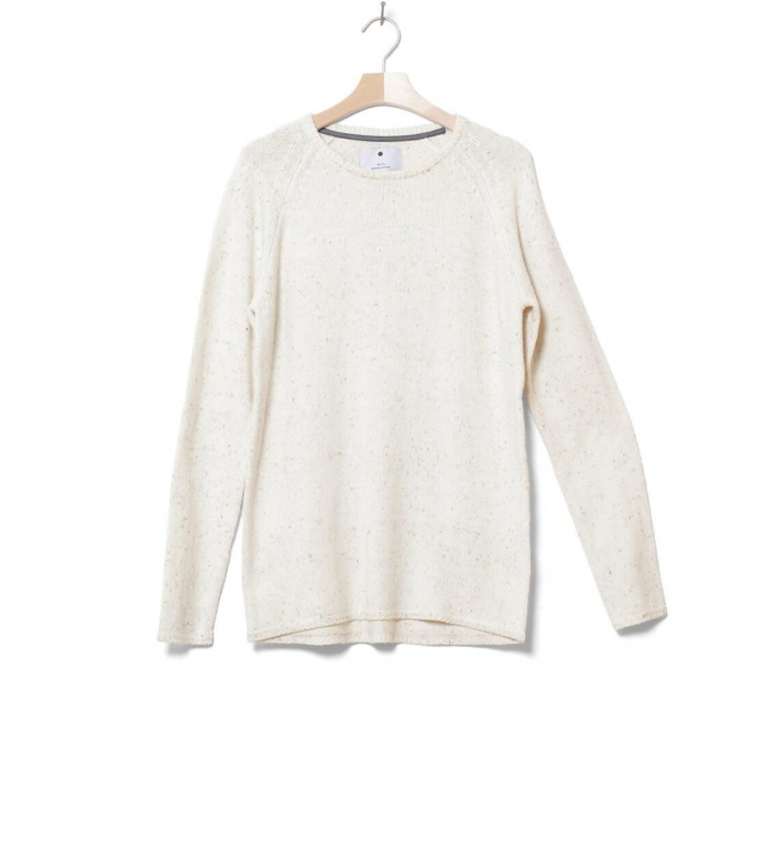 Revolution Knit Pullover 6478 beige off white S