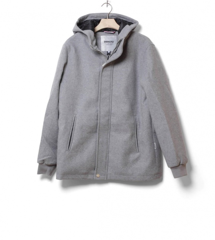 Wemoto Winterjacket Dust grey heather S