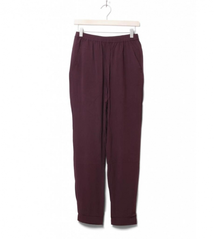 Wemoto W Pants Mascis 2 red burgundy XS