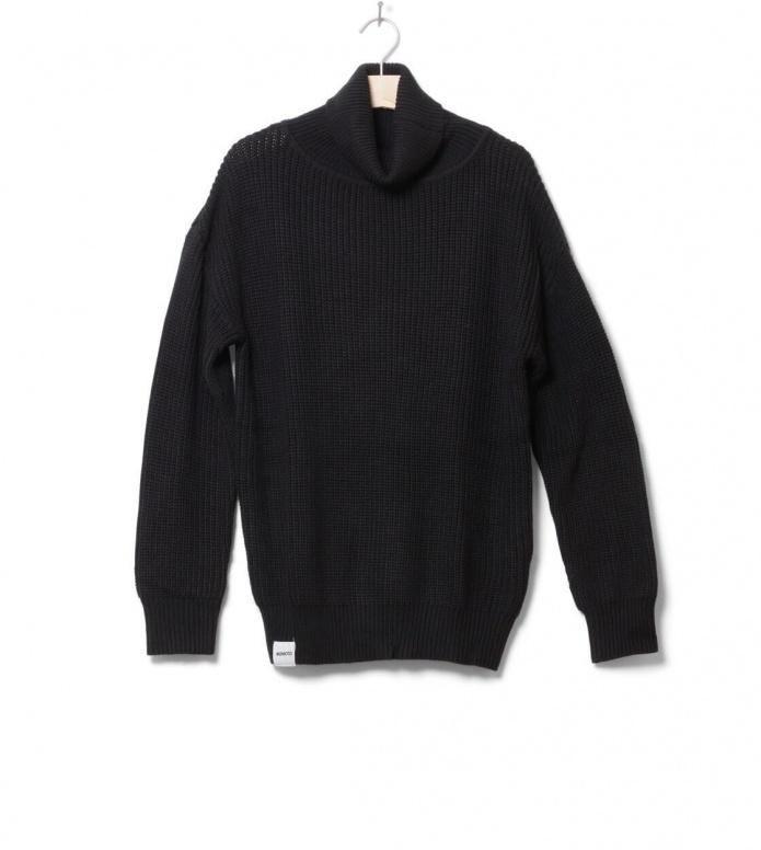 Wemoto W Pullover Finja black XS