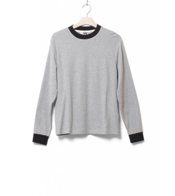 Wemoto W Longsleeve Eve grey heather