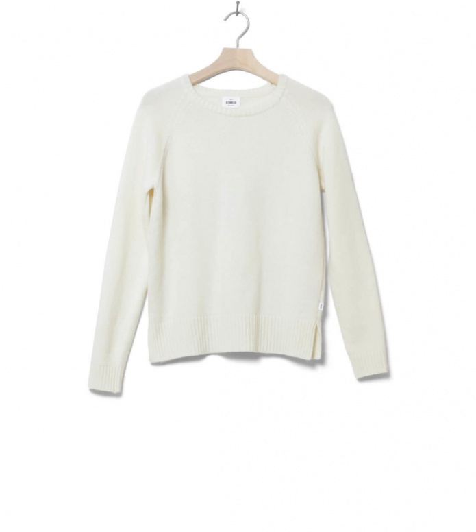 Klitmoller W Pullover Nina beige cream XS