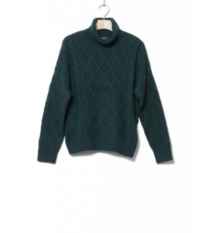 Selected Femme Pullover Slfcarmi green scarab