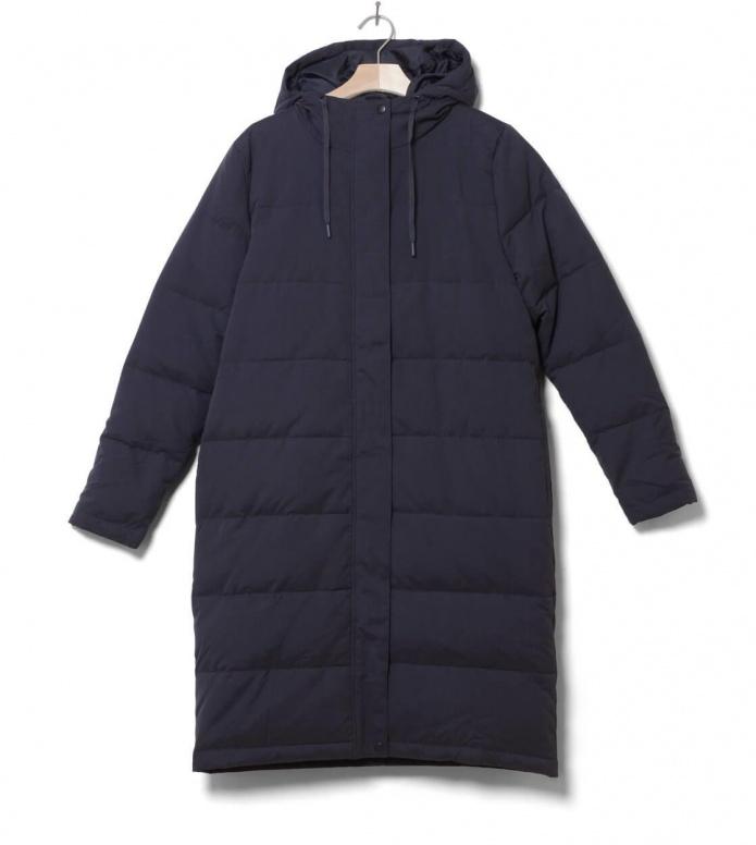 Selfhood W Winterjacket 77103 blue navy M