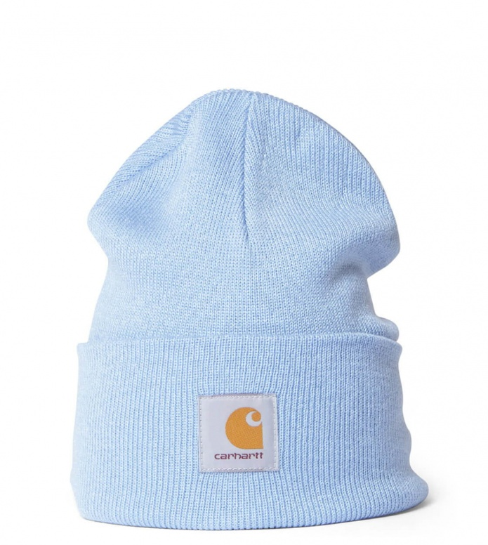 Carhartt WIP Beanie Acrylic Watch Hat blue heaven