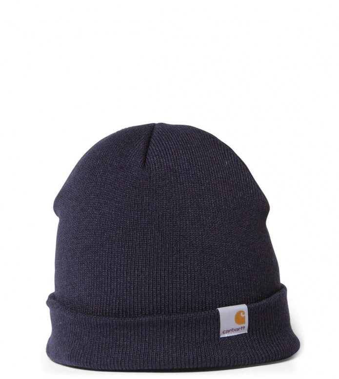 Carhartt WIP Beanie Stratus Hat Low blue dark navy