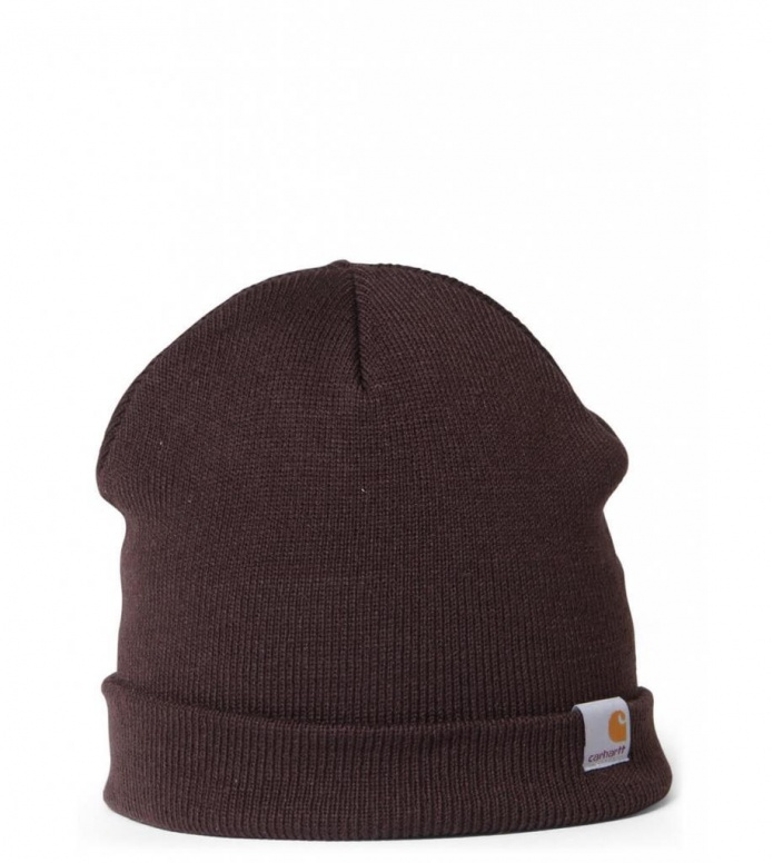 Carhartt WIP Beanie Stratus Hat Low brown tobacco one size