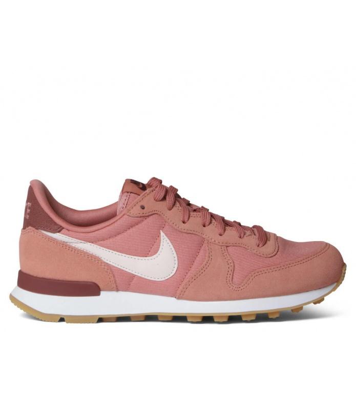 Nike Nike W Shoes Internationalist red terra blush/guava ice