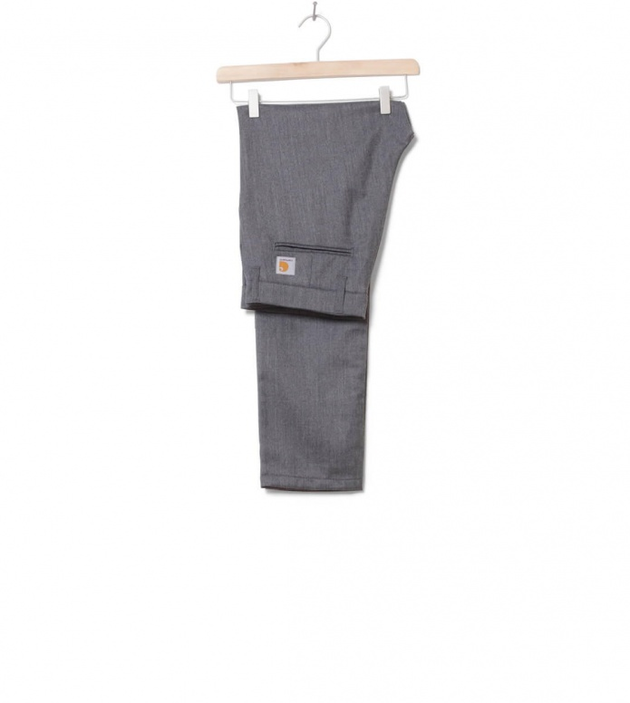 Carhartt WIP Pants Sid Wool grey heather 29/32