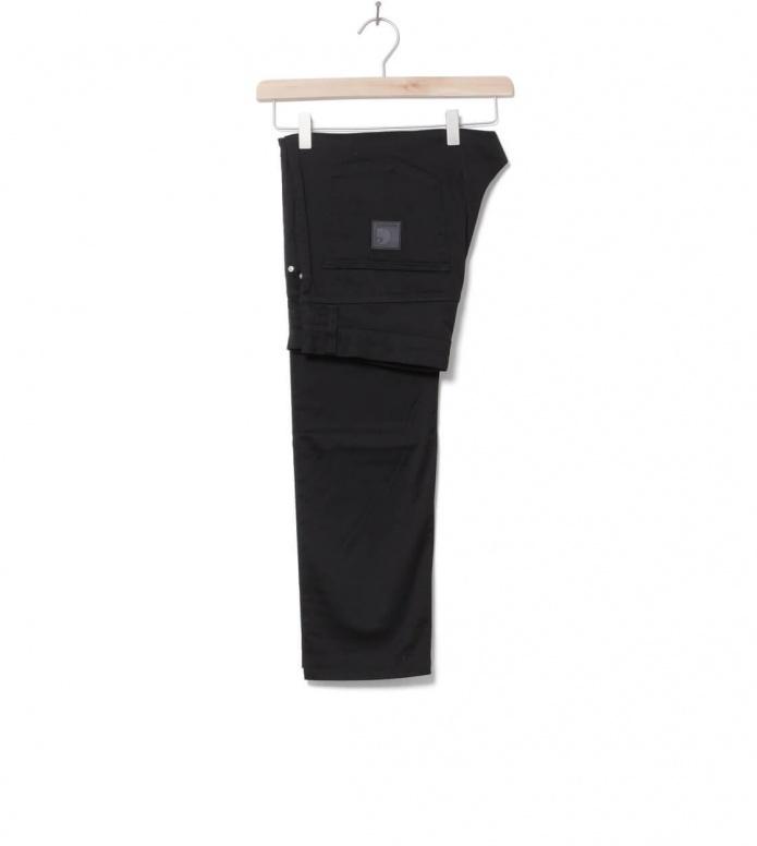 Carhartt WIP Pants Klondike Douglas black rinsed 30/32