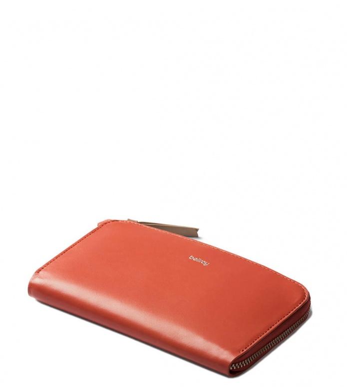 Bellroy Bellroy Wallet Pocket red tangelo