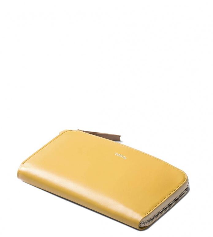 Bellroy Bellroy Wallet Pocket yellow lemon