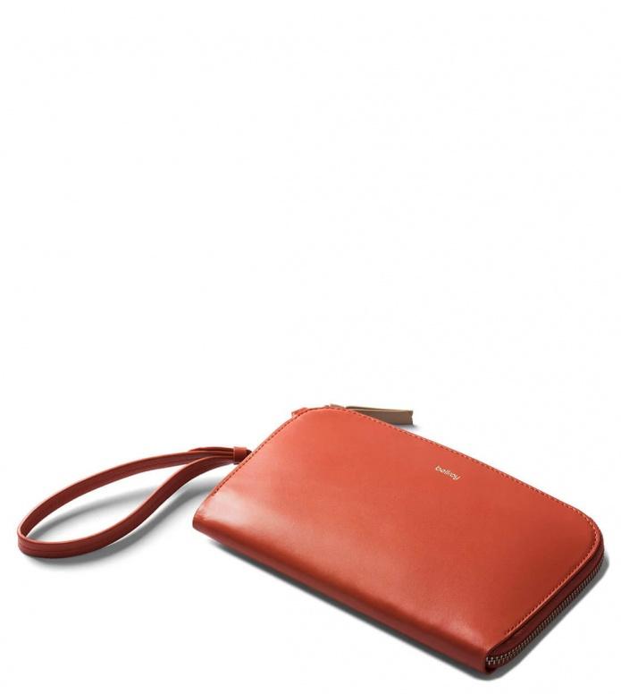 Bellroy Bellroy Clutch red tangelo