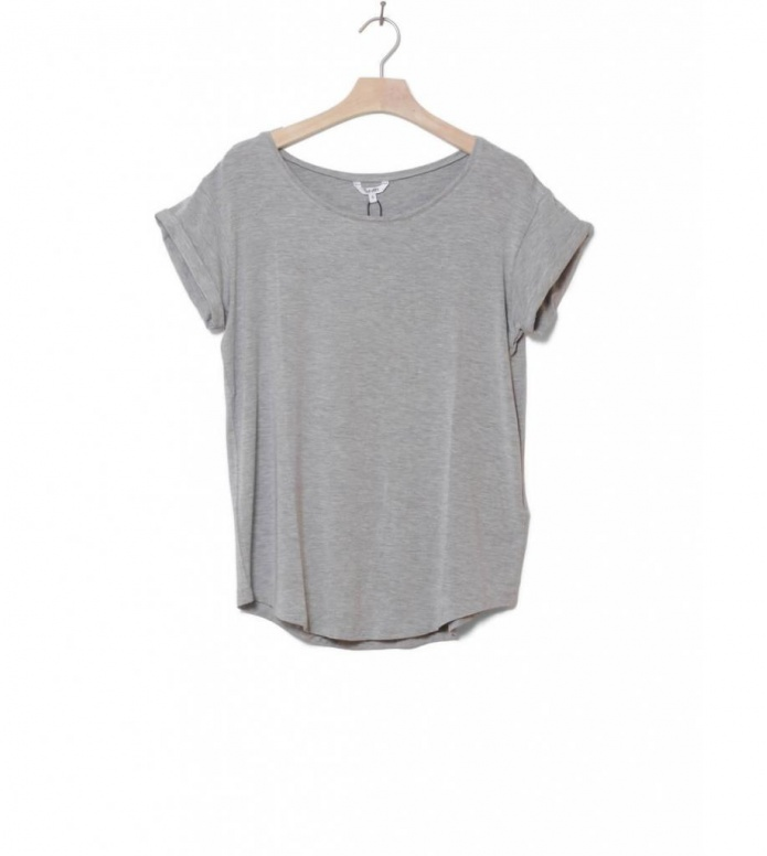 MbyM W T-Shirt Nisha grey light melange S