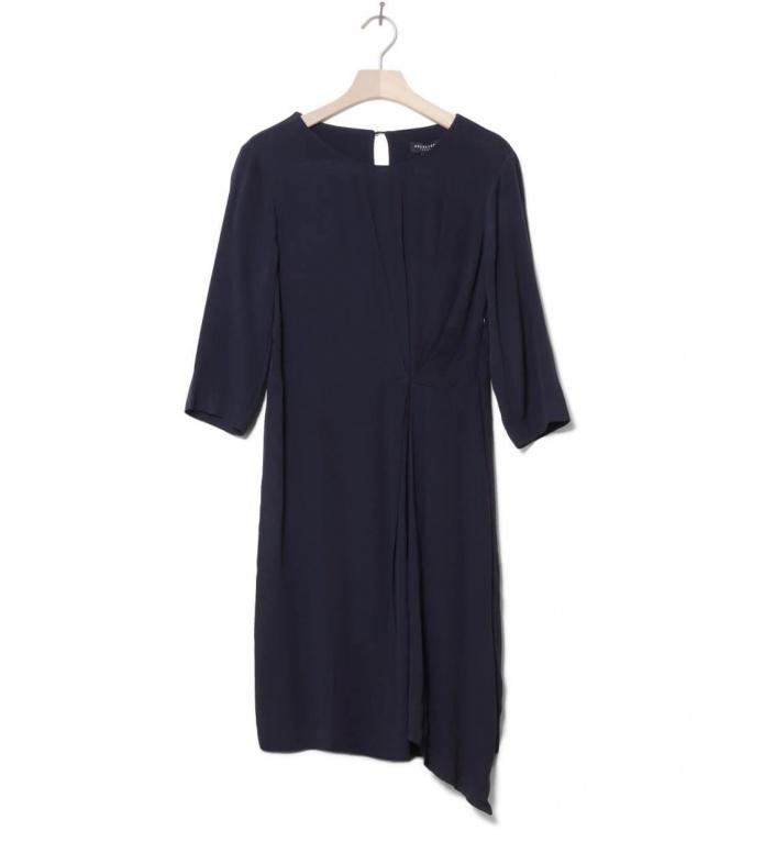 Selected Femme Dress Slfkiara blue dark sapphire XS