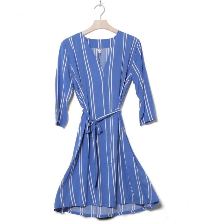 MbyM W Dress Diya blue laurie print