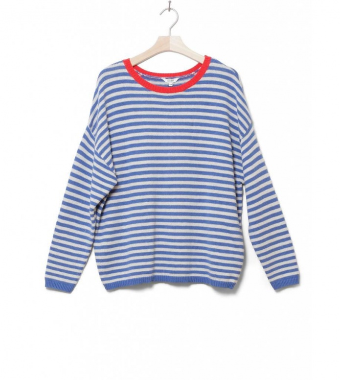 MbyM W Knit Pullover Roselia blue bright cobal sugar S/M
