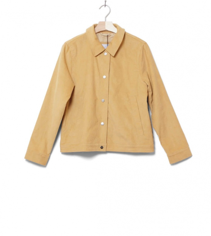 Selfhood Selfhood W Jacket 77116 yellow khaki