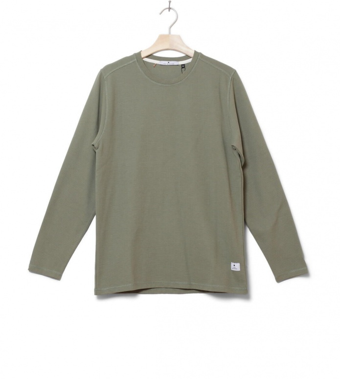 Revolution (RVLT) Revolution Sweater 1129 green army
