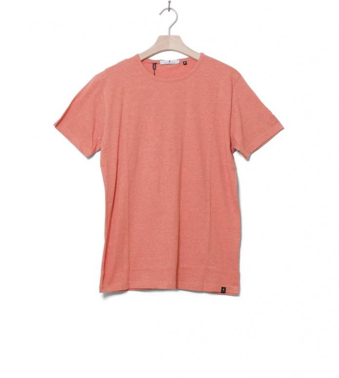 Revolution (RVLT) Revolution T-Shirt 1001 red melange