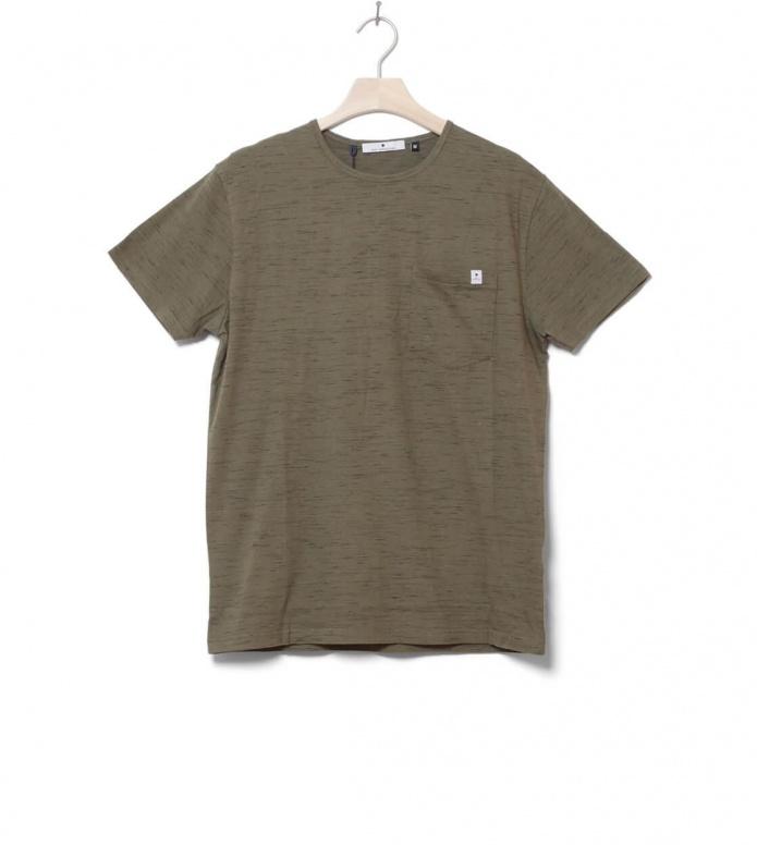 Revolution (RVLT) Revolution T-Shirt 1018 green army