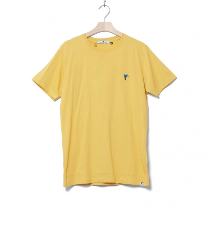 Revolution (RVLT) Revolution T-Shirt 1103 PAL yellow