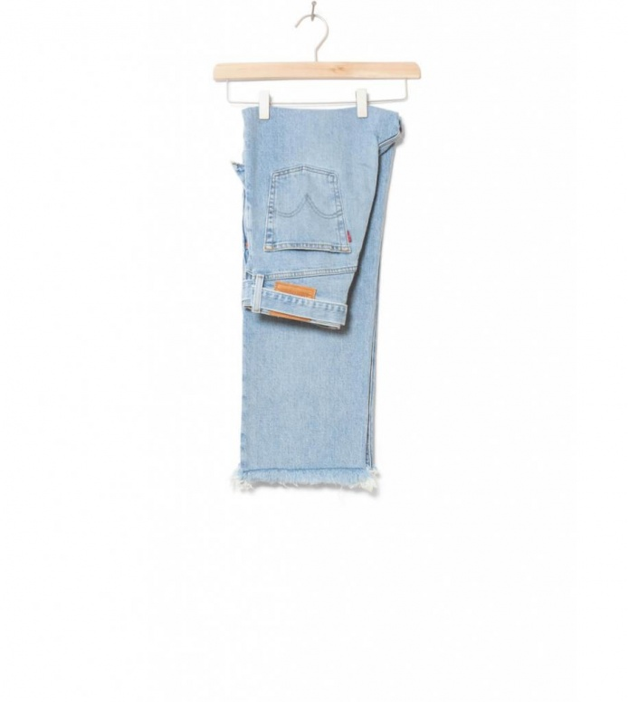 Levis W Jeans Ribcage blue get it done 26/27