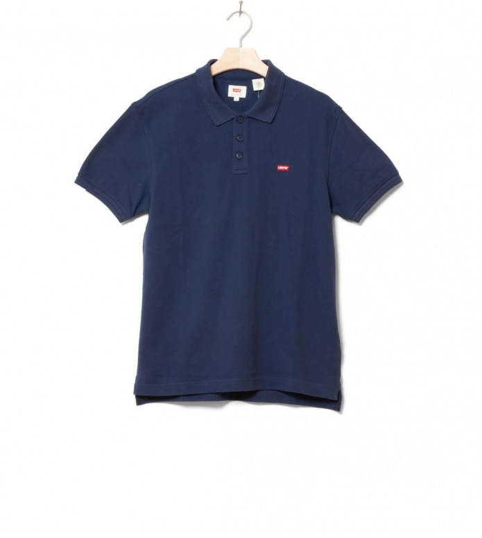 Levis Polo Housemark blue dress S