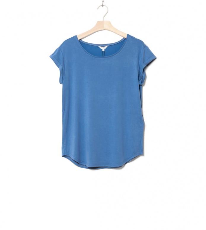 MbyM W T-Shirt Nisha Rai blue bright cobalt L