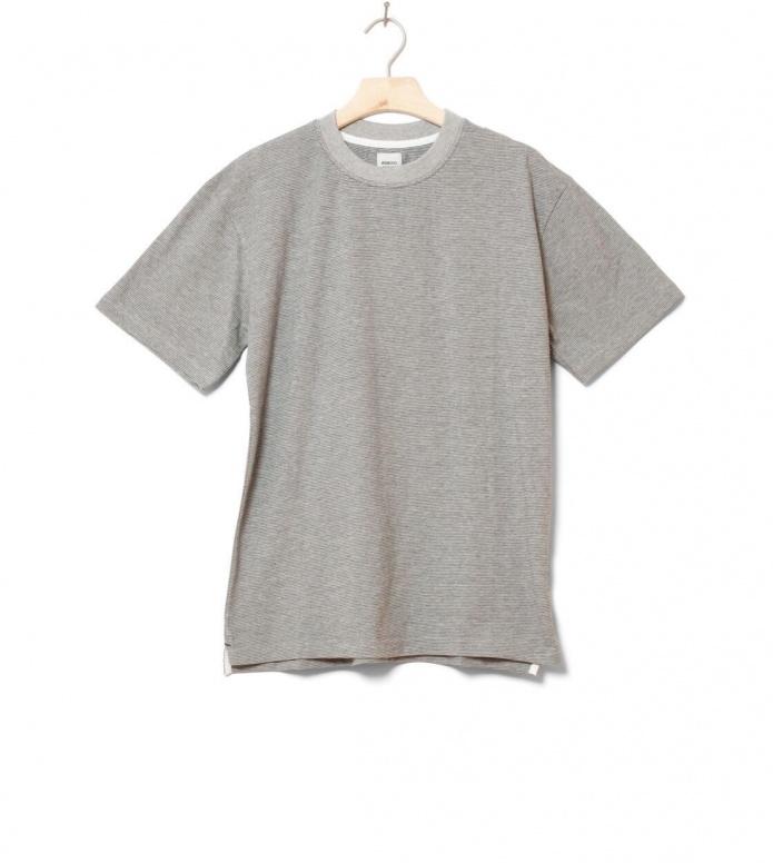 Wemoto T-Shirt Tyler grey heather M
