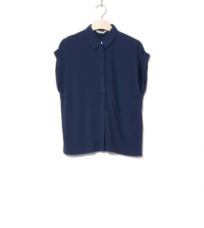 Wemoto W Shirt Avia blue navy XS