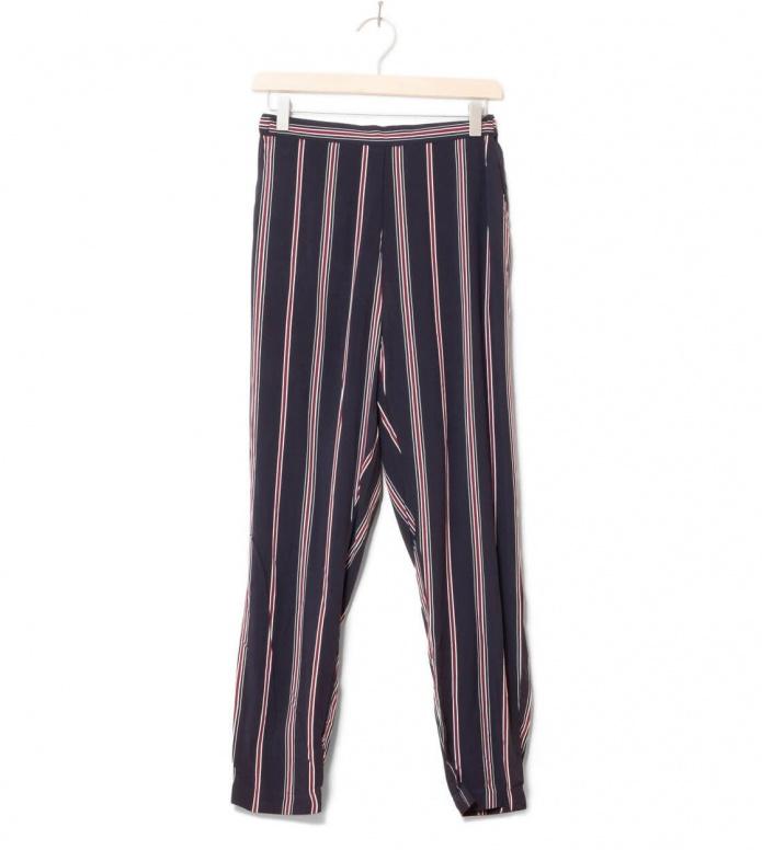 Wemoto W Pants Mascis 2 blue dark navy/burgundy XS