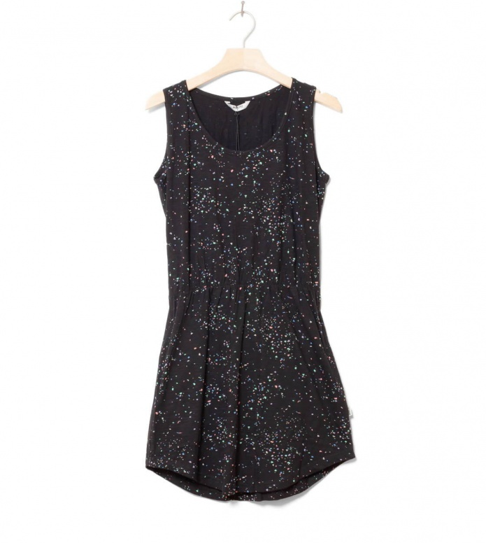 Wemoto W Dress New Tavi black-multicolor S