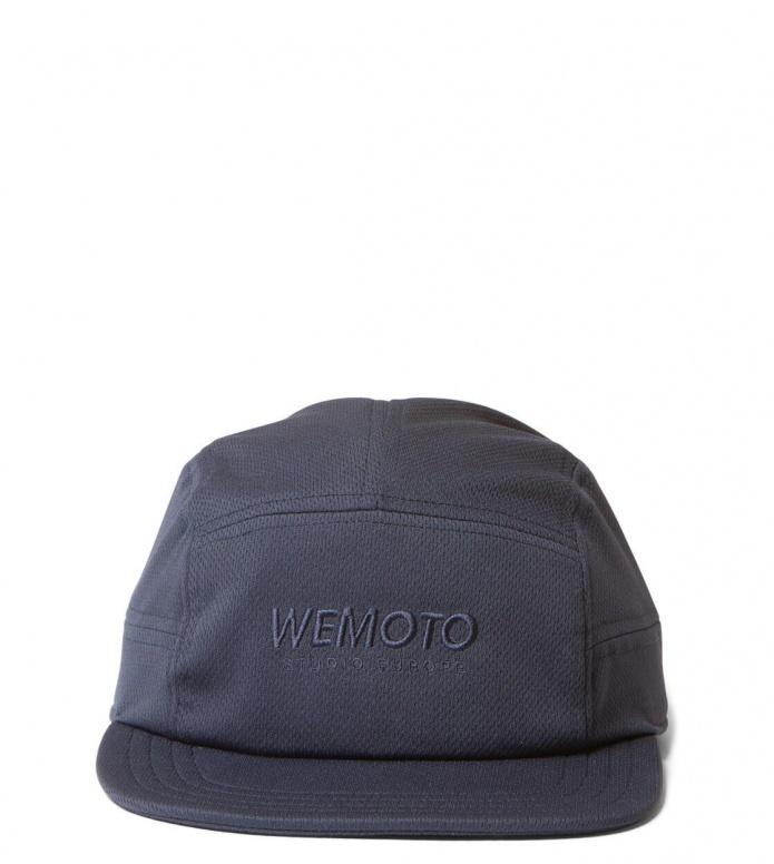 Wemoto Wemoto 5 Panel Cap Studio blue navy