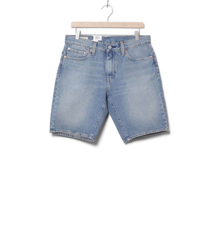 Levis Shorts 511 Slim Hemmed blue college ave 30