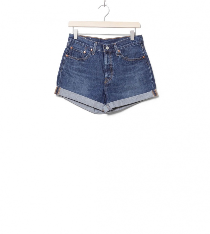 Levis W Shorts 501 blue clue 25