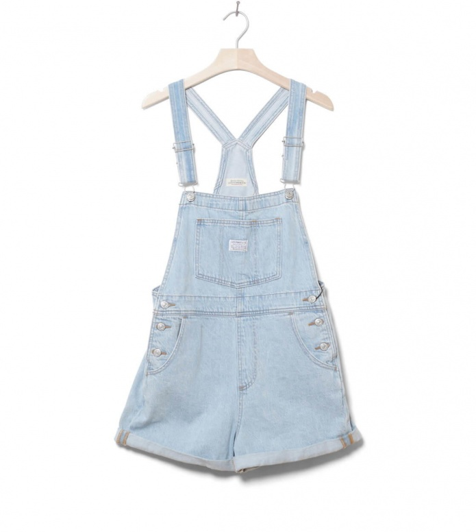 Levis W Shorts Vintage Shortall blue short and sweet XXS