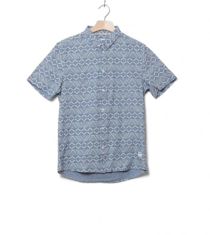 Revolution Shirt 3710 blue S
